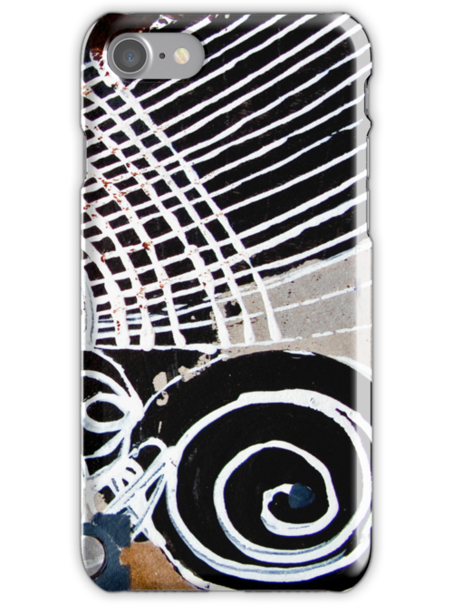 Off the Grid iPhone/iPod Case 1 by Jay Taylor