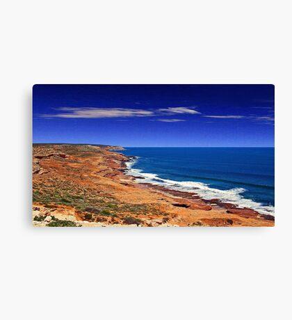 Kalbarri Coastline - Western Australia  Canvas Print