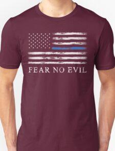 Blue Line - Fear No Evil T-Shirt