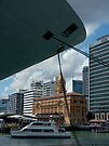 THE OLD FERRY BUILDING, AUCKLAND.....! by Roy  Massicks