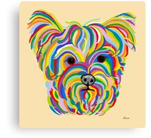 Yorkshire Terrier - YORKIE! Canvas Print