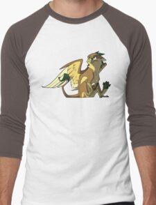 Desert gryphon Men's Baseball ¾ T-Shirt