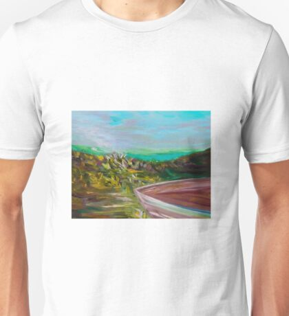 Just a Glimmer of Light Unisex T-Shirt