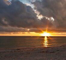 Sanibel Island Sunset by XxJasonMichaelx