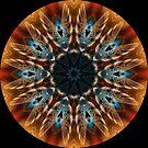 Golden Wings Kaleidoscope 02 by fantasytripp