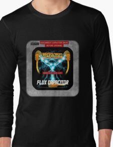 Flux Capacitor 88MPH to the future Long Sleeve T-Shirt