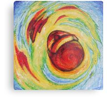 Whirled Destruction Metal Print
