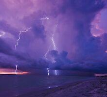 Lighting Storm by XxJasonMichaelx