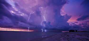 Lighting Storm by XxJasonMichaelx