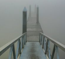Vanishing Pier by Sam Sneddon