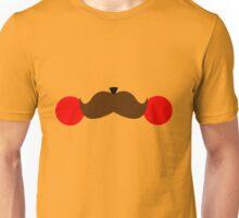 Pika-stache Unisex T-Shirt
