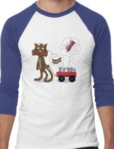 Pending Cat-Tastophe Men's Baseball ¾ T-Shirt