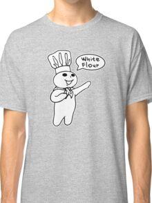 White Flour Classic T-Shirt