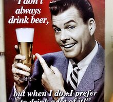 Stay Drunk My Friend! by SuddenJim