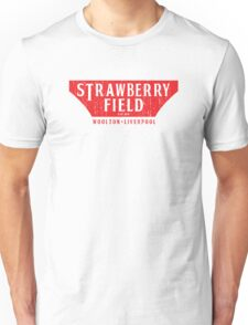Strawberry Field Unisex T-Shirt