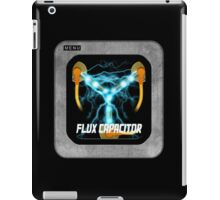 Flux Capacitor only iPad Case/Skin