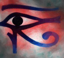 The Eye of Horus by Joe Misrasi