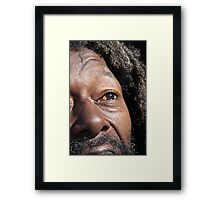 mr butch angelica  Framed Print