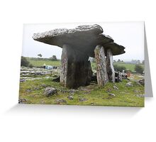restful peace Greeting Card