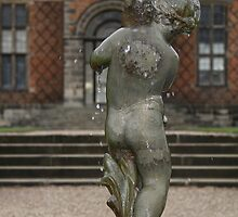 Fountain, Sudbury Hall by asm1