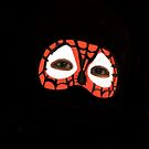 Spider Mask for Halloween! by Heather Friedman