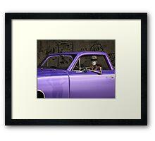 Cruiser 1 Framed Print