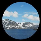 Mountains of Skjervøy by Jenny Brice