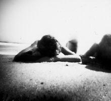 Sunbakers - pin hole by Tam  Locke