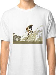 retro FAUSTO COPPI Tour de France cycling poster Classic T-Shirt