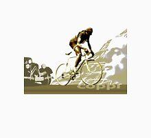 retro FAUSTO COPPI Tour de France cycling poster T-Shirt