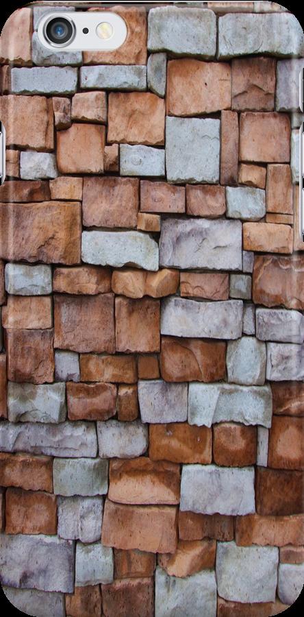 Stone Wall by XxJasonMichaelx