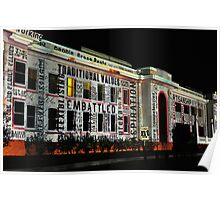 Old Parliament House Poster