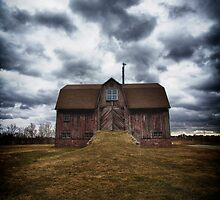the devil in me said, go down to the shed.... by Russ Styles