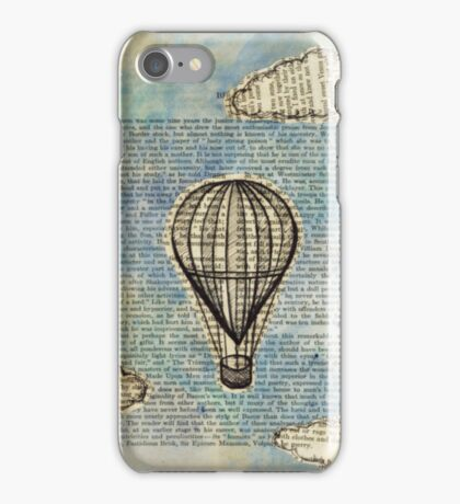 Drifting Slowly iPhone Case/Skin