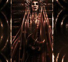 Klytemnestra Triumphant by LivingHorus