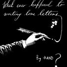 by hand by Loui  Jover