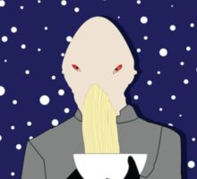 Ood Sphere Noodle Co. Sticker