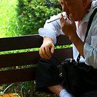 Korean chess man by AdamRussell
