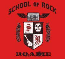 Rock Roadie Baby Tee