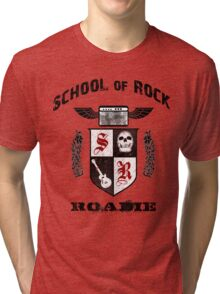 Rock Roadie Tri-blend T-Shirt