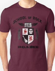 Rock Roadie Unisex T-Shirt