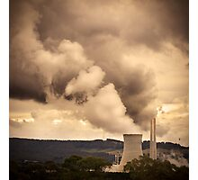 Power Plant Photographic Print