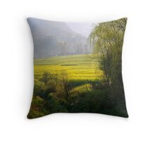 Luoping 1 Throw Pillow