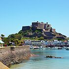 Gorey Castle by Jayne Le Mee