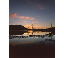 """Live"" ∞ Lake Somerset, QLD - Australia Photographic Print"