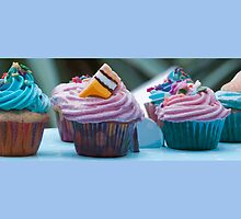 Little Cup Cakes by Karen Lewis