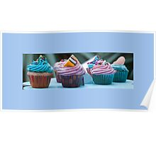 Little Cup Cakes Poster