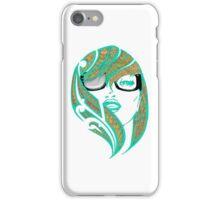 Tribal: Nerdgirl iPhone Case/Skin