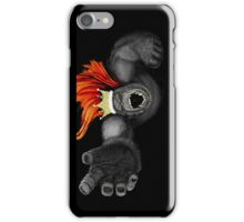 GSTATUS: Gorilla King iPhone Case/Skin