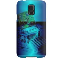 Mother Technology Sends Greetings Samsung Galaxy Case/Skin